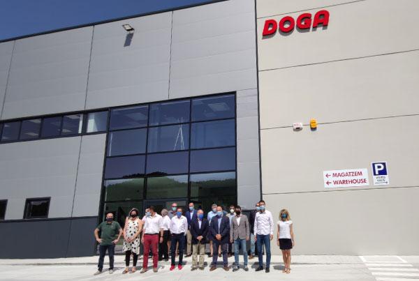 Presentación de la nueva nave de DOGA Parts